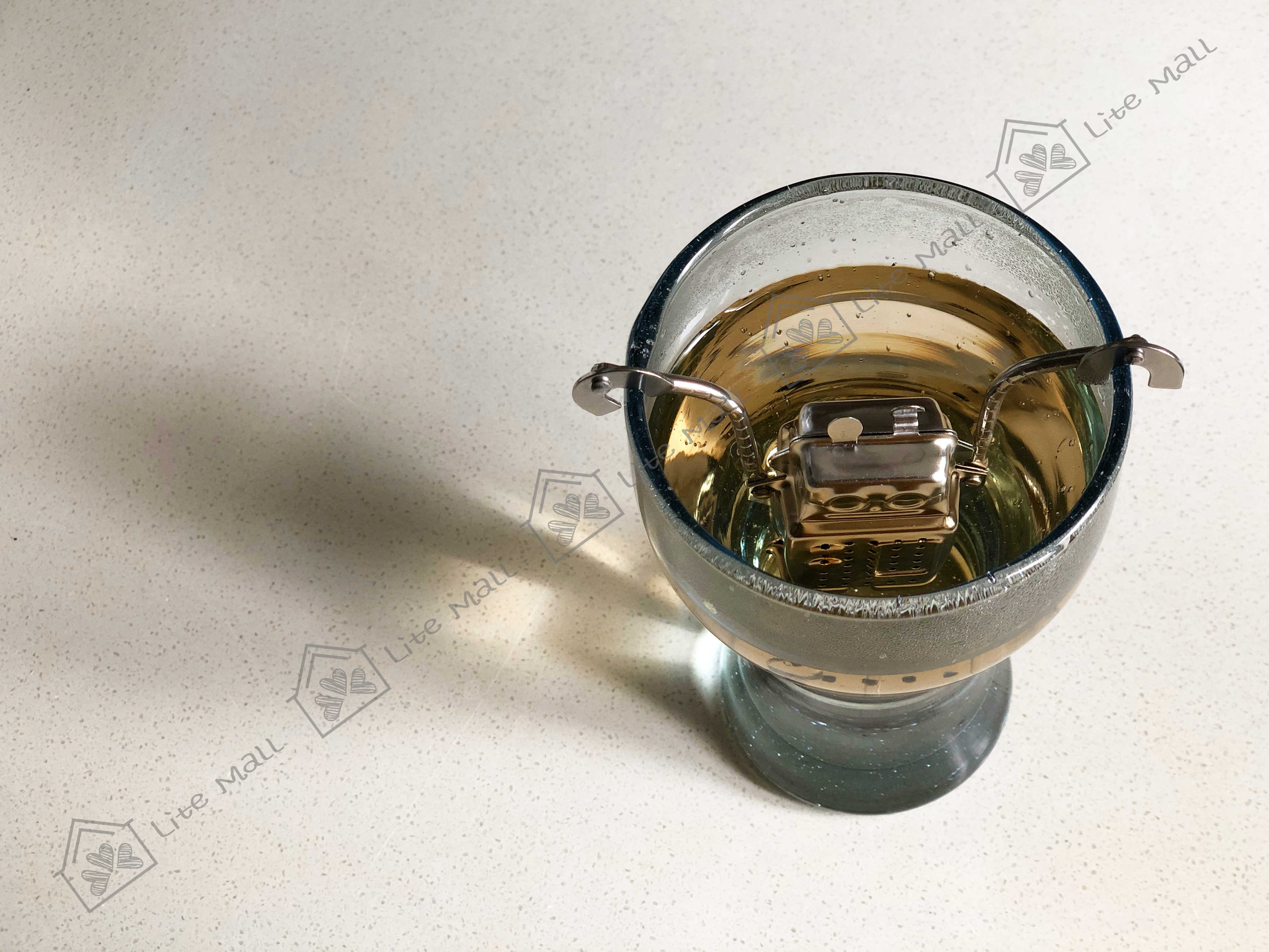 創意泡茶器 小火箭 機械人  茶隔