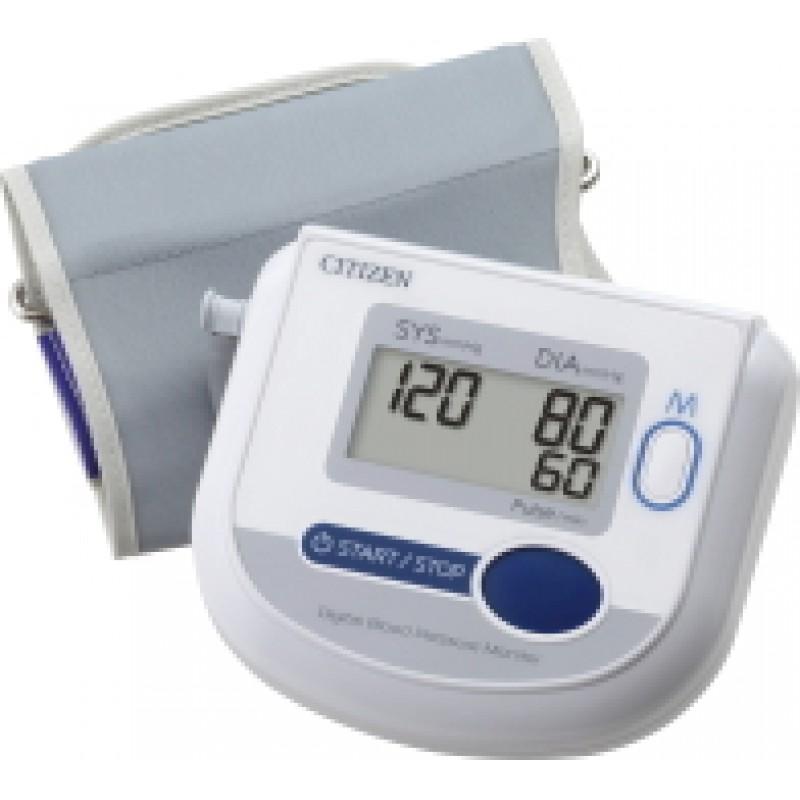 CITIZEN CH453電子血壓計 (上臂式)