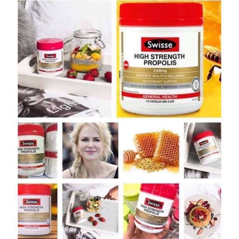Swisse黑蜂膠 2000含量210粒