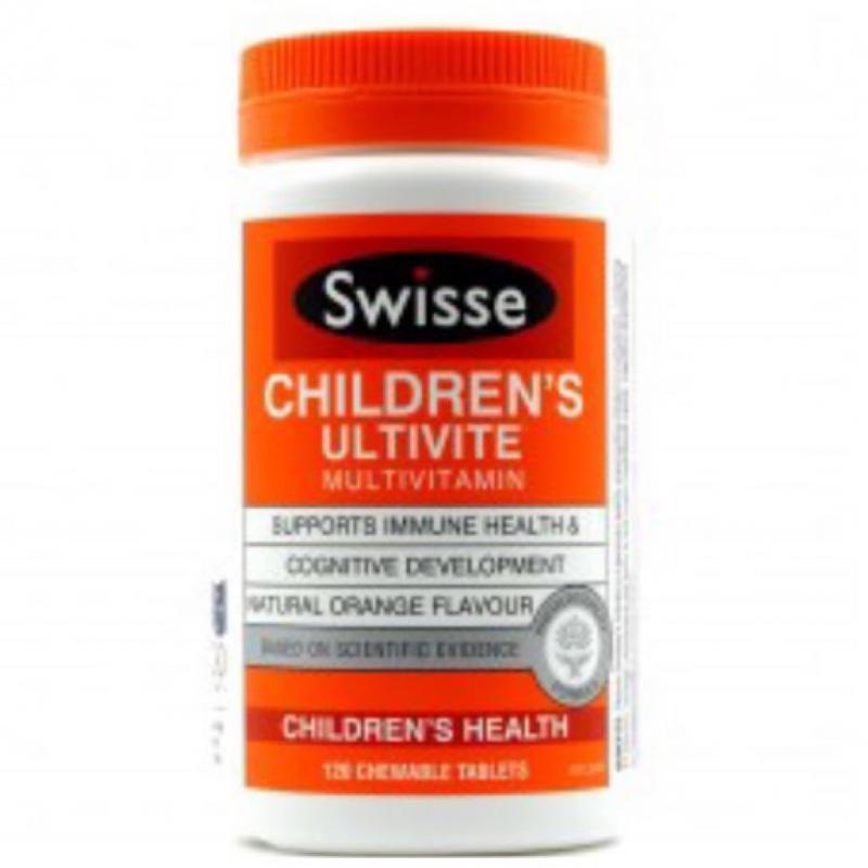 SWISSE ULTIVITE 兒童複合維生素片