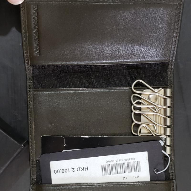 真皮鎖匙包